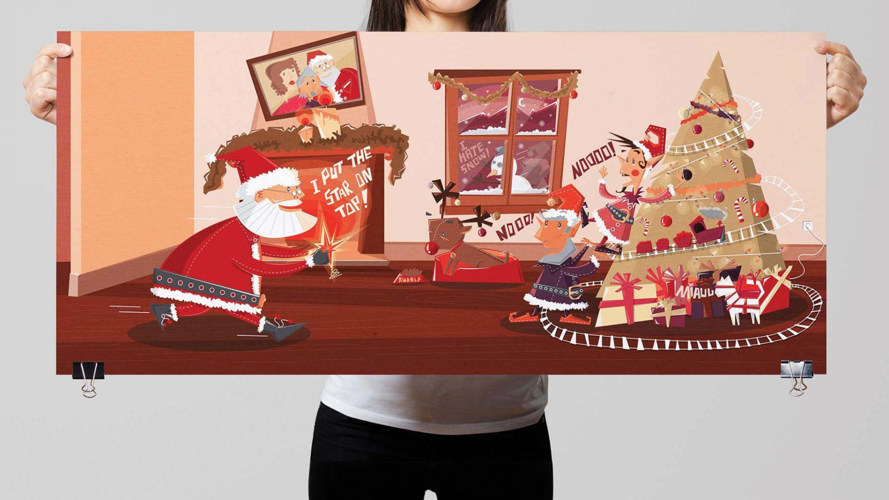 Christmas Card | Postal