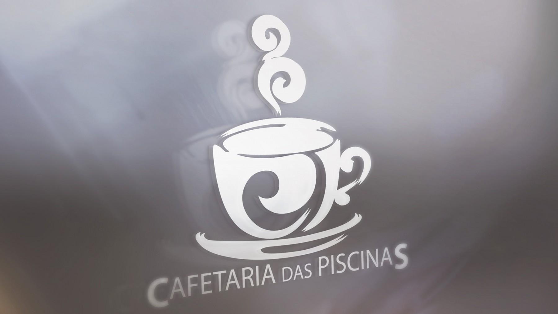 Cafetaria Piscinas | Identidade